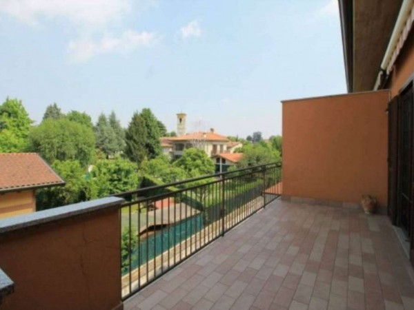 Appartamento in vendita a Trezzano Rosa, Con giardino, 146 mq - Foto 2
