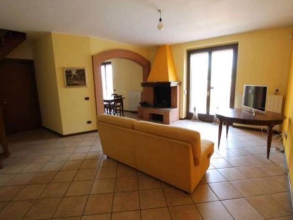 Appartamento in vendita a Trezzano Rosa, Con giardino, 146 mq - Foto 19