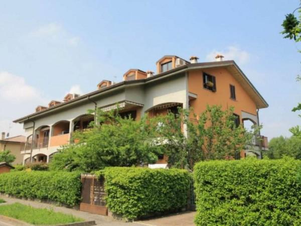 Appartamento in vendita a Trezzano Rosa, Con giardino, 146 mq - Foto 21