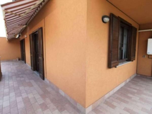 Appartamento in vendita a Trezzano Rosa, Con giardino, 146 mq - Foto 17