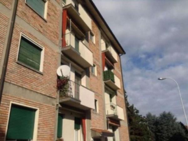 Appartamento in vendita a Cassano d'Adda, Arredato, con giardino, 90 mq