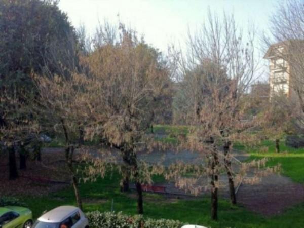 Appartamento in vendita a Cassano d'Adda, Arredato, con giardino, 90 mq - Foto 5