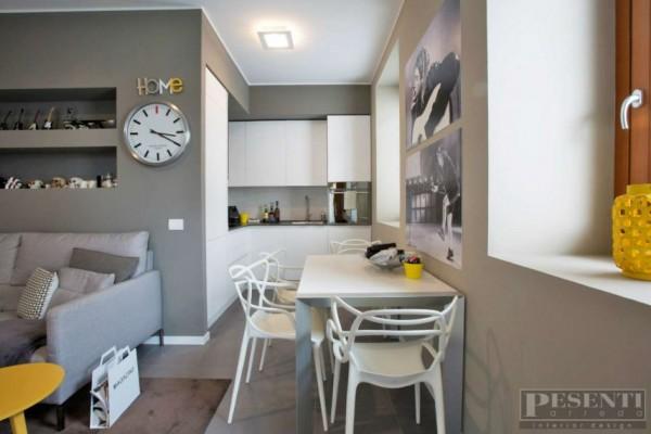 Appartamento in vendita a Cassano d'Adda, Naviglio, 85 mq - Foto 9
