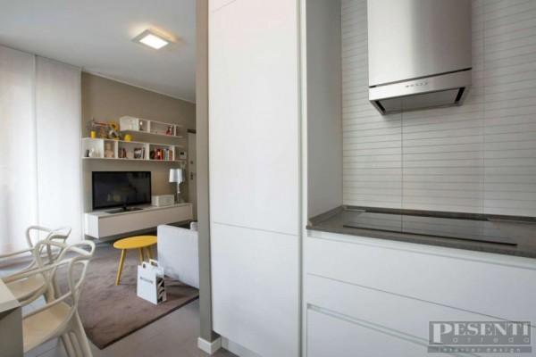 Appartamento in vendita a Cassano d'Adda, Naviglio, 85 mq - Foto 8