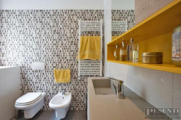 Appartamento in vendita a Cassano d'Adda, Naviglio, 85 mq - Foto 5