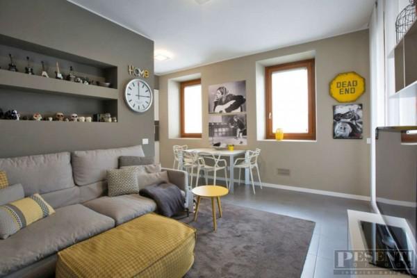 Appartamento in vendita a Cassano d'Adda, Naviglio, 85 mq - Foto 10