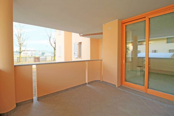 Appartamento in vendita a Cassano d'Adda, Con giardino, 111 mq - Foto 9
