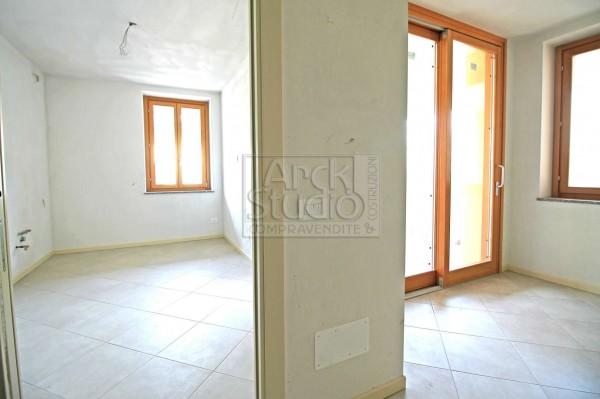 Appartamento in vendita a Cassano d'Adda, Con giardino, 111 mq - Foto 10