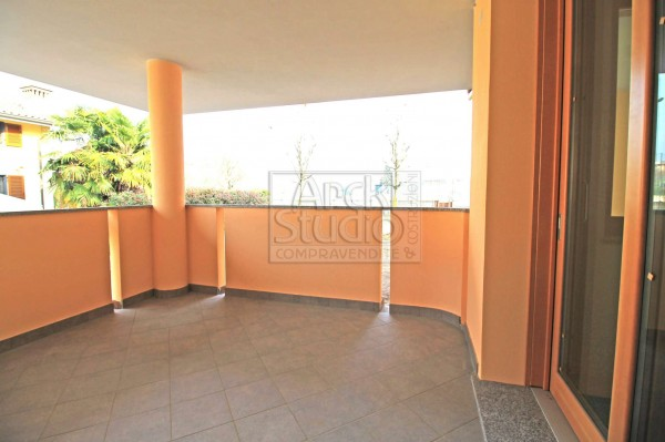 Appartamento in vendita a Cassano d'Adda, Con giardino, 111 mq - Foto 14