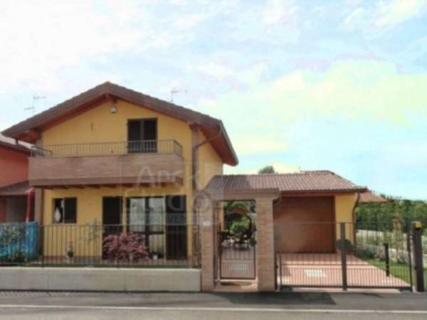 Villa in vendita a Cassano d'Adda, Con giardino, 170 mq - Foto 7