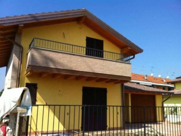 Villa in vendita a Cassano d'Adda, Con giardino, 170 mq - Foto 5