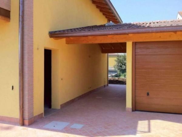 Villa in vendita a Cassano d'Adda, Con giardino, 170 mq - Foto 3