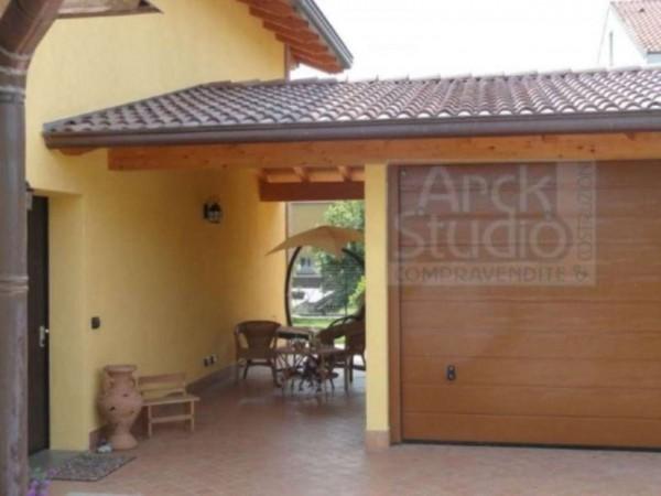 Villa in vendita a Cassano d'Adda, Con giardino, 170 mq - Foto 6
