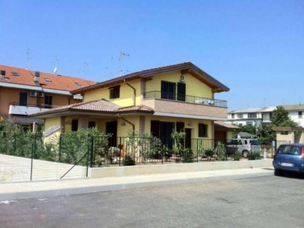 Villa in vendita a Cassano d'Adda, Con giardino, 170 mq - Foto 2