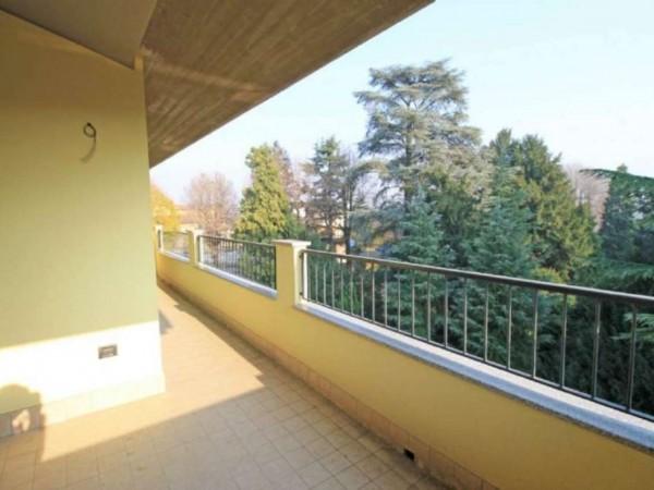 Appartamento in vendita a Cassano d'Adda, Centro Storico, Con giardino, 111 mq - Foto 10