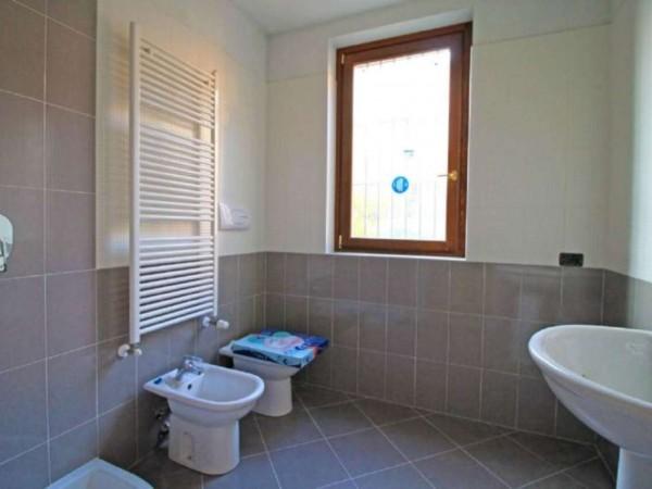 Appartamento in vendita a Cassano d'Adda, Centro Storico, Con giardino, 111 mq - Foto 3