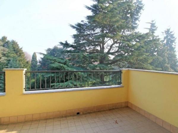 Appartamento in vendita a Cassano d'Adda, Centro Storico, Con giardino, 111 mq - Foto 7