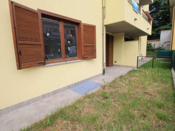 Appartamento in vendita a Cassano d'Adda, Centro Storico, Con giardino, 111 mq - Foto 9