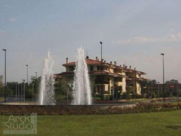 Appartamento in vendita a Truccazzano, Centro, Con giardino, 69 mq - Foto 18