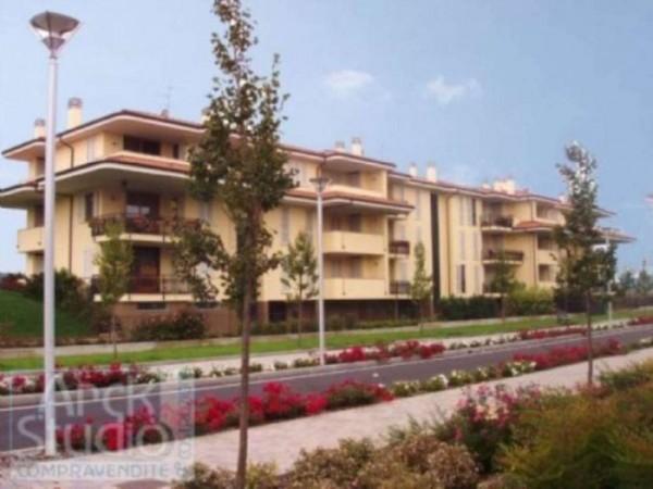 Appartamento in vendita a Truccazzano, Centro, Con giardino, 69 mq - Foto 17