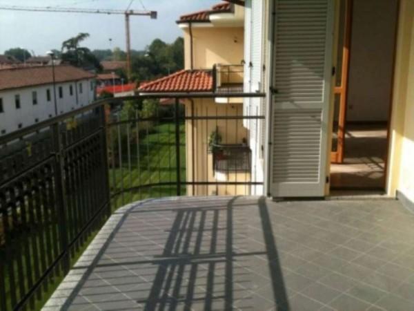 Appartamento in vendita a Truccazzano, Centro, Con giardino, 69 mq - Foto 12