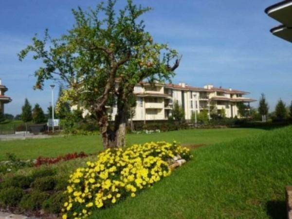 Appartamento in vendita a Truccazzano, Centro, Con giardino, 69 mq - Foto 11