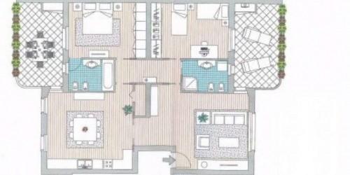 Appartamento in vendita a Truccazzano, Centro, Con giardino, 69 mq - Foto 5