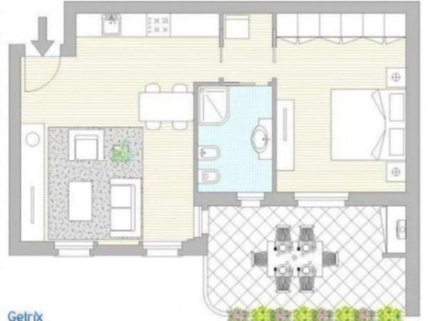 Appartamento in vendita a Truccazzano, Centro, Con giardino, 69 mq - Foto 9