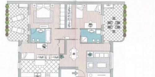 Appartamento in vendita a Truccazzano, Centro, Con giardino, 69 mq - Foto 8
