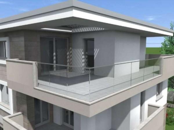 Appartamento in vendita a Cassano d'Adda, Cimbardi, Con giardino, 107 mq - Foto 7