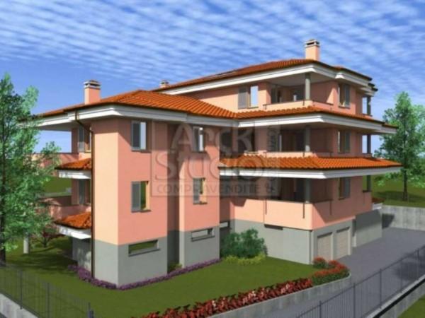Appartamento in vendita a Cassano d'Adda, Con giardino, 114 mq - Foto 6