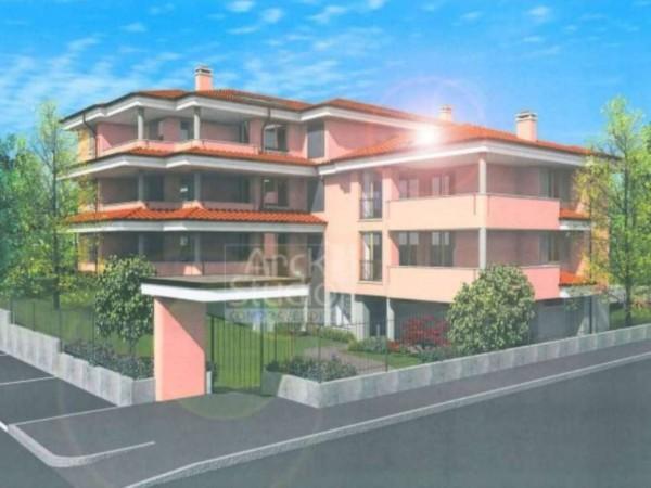 Appartamento in vendita a Cassano d'Adda, Con giardino, 114 mq - Foto 5