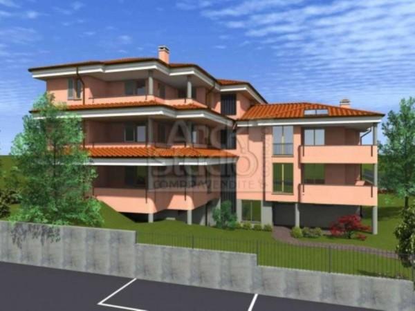 Appartamento in vendita a Cassano d'Adda, Con giardino, 114 mq