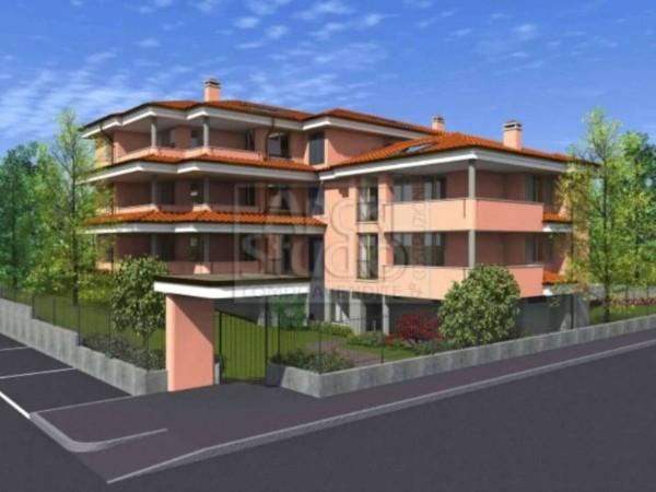 Appartamento in vendita a Cassano d'Adda, Con giardino, 114 mq - Foto 7