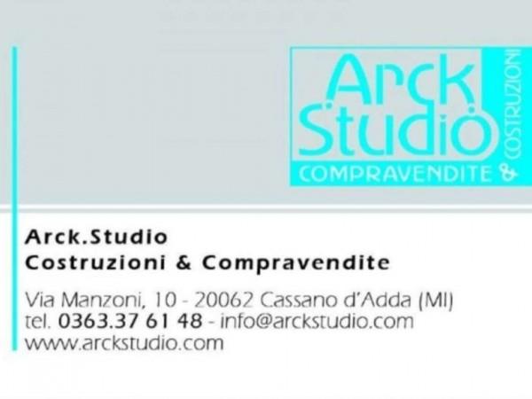 Appartamento in vendita a Cassano d'Adda, 60 mq - Foto 2