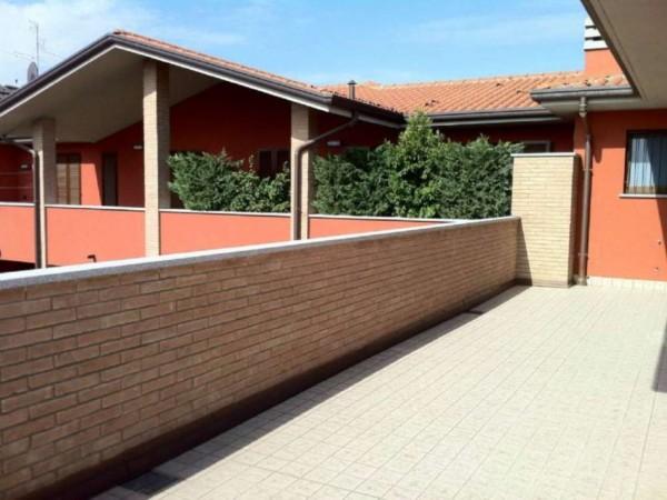 Appartamento in vendita a Cassano d'Adda, Con giardino, 64 mq - Foto 15