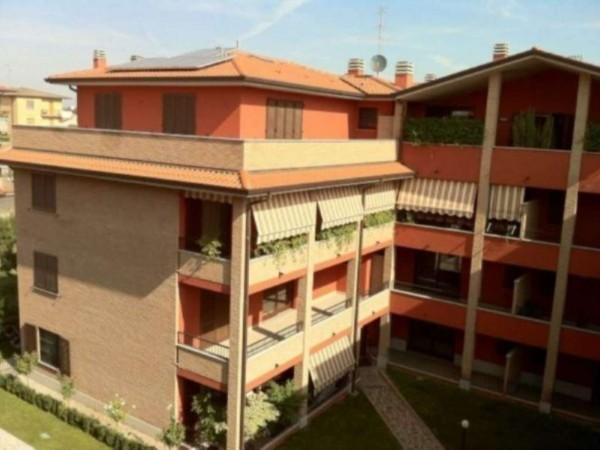 Appartamento in vendita a Cassano d'Adda, Con giardino, 64 mq - Foto 3
