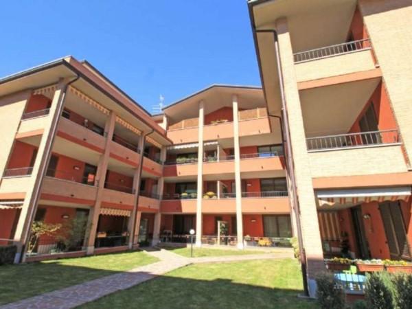 Appartamento in vendita a Cassano d'Adda, Con giardino, 64 mq