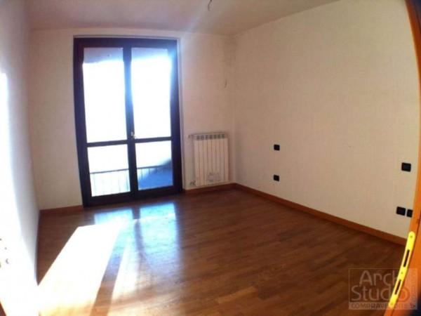 Appartamento in vendita a Cassano d'Adda, Con giardino, 105 mq - Foto 6