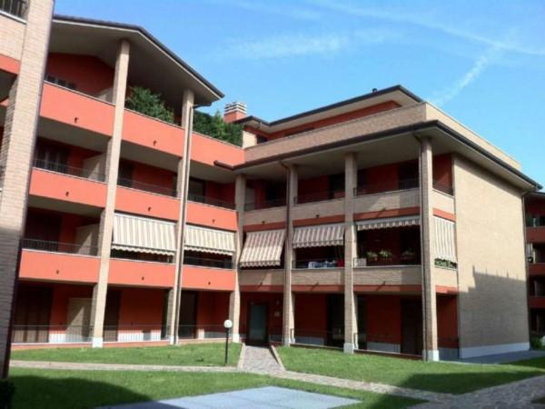 Appartamento in vendita a Cassano d'Adda, Con giardino, 105 mq - Foto 3