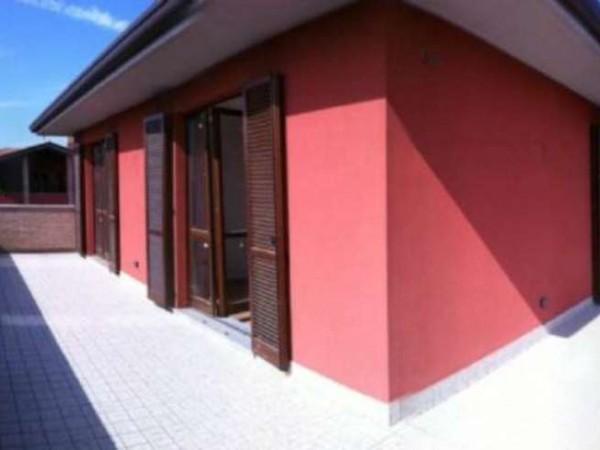 Appartamento in vendita a Cassano d'Adda, Con giardino, 105 mq - Foto 12