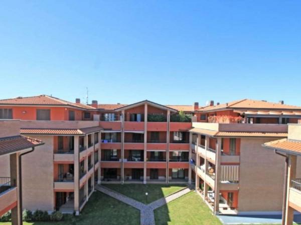 Appartamento in vendita a Cassano d'Adda, Con giardino, 105 mq - Foto 14