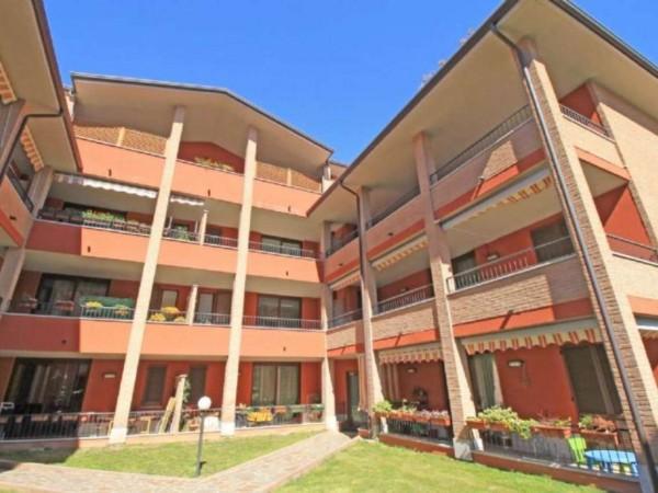Appartamento in vendita a Cassano d'Adda, Con giardino, 105 mq