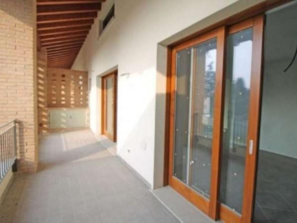 Appartamento in vendita a Cassano d'Adda, Con giardino, 93 mq - Foto 16