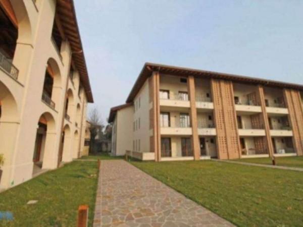 Appartamento in vendita a Cassano d'Adda, Con giardino, 93 mq - Foto 4