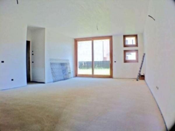 Appartamento in vendita a Cassano d'Adda, Con giardino, 93 mq - Foto 15