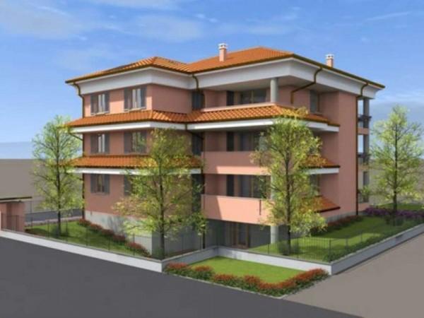Appartamento in vendita a Cassano d'Adda, Cristo Risorto, Con giardino, 141 mq - Foto 10