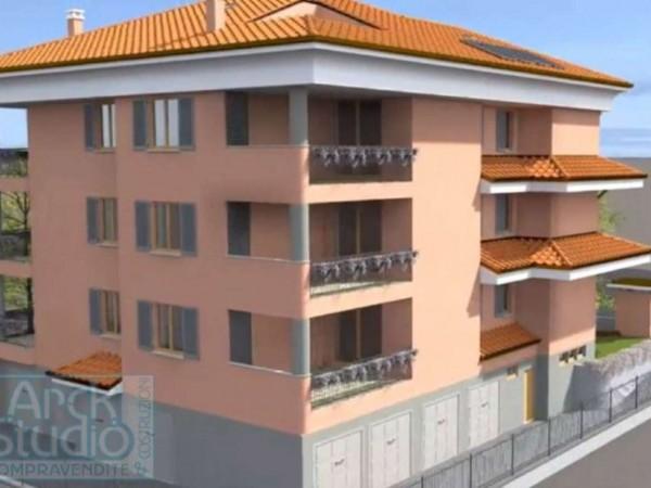 Appartamento in vendita a Cassano d'Adda, Cristo Risorto, Con giardino, 141 mq - Foto 5