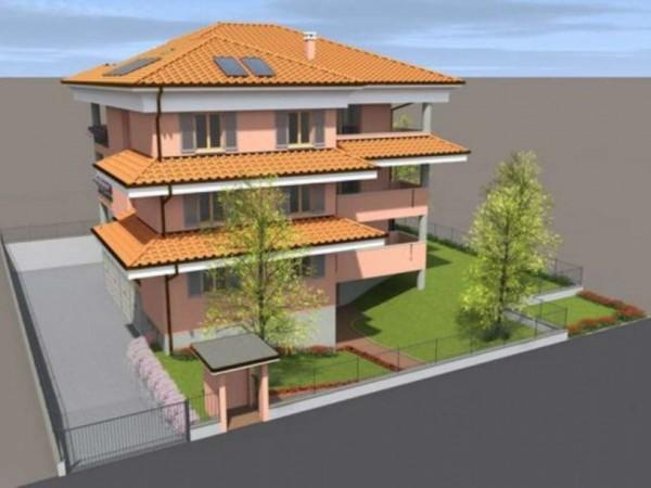 Appartamento in vendita a Cassano d'Adda, Cristo Risorto, Con giardino, 141 mq - Foto 9