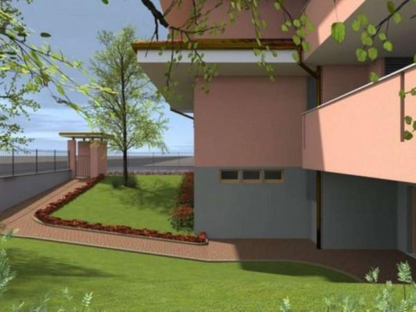 Appartamento in vendita a Cassano d'Adda, Cristo Risorto, Con giardino, 141 mq - Foto 7